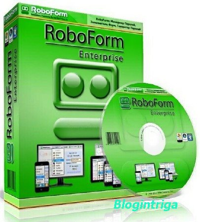 AI RoboForm Enterprise 7.9.17.6 Final