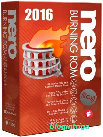 Nero Burning ROM 2016 17.0.8000 DC 15.03.2016 Portable by PortableWares