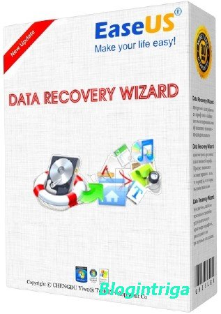 EaseUS Data Recovery Wizard Professional 10.0.0 + Rus