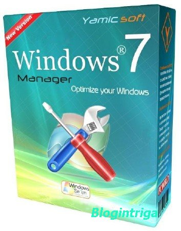 Windows 7 Manager 5.1.8 Final
