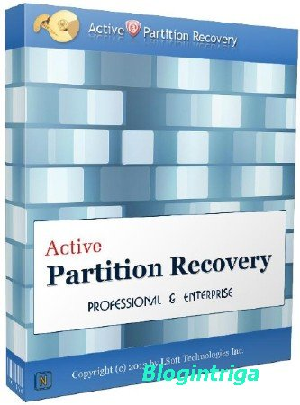 Active Partition Recovery Professional 15.0.0