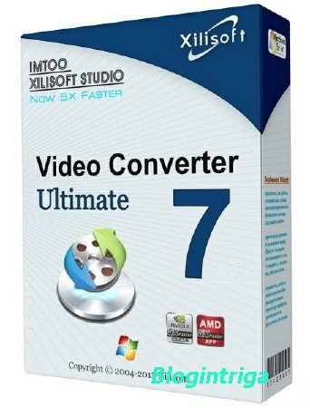 Xilisoft Video Converter Ultimate 7.8.14 Build 20160322 + Rus