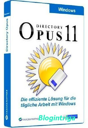Directory Opus Pro 11.18 Build 5920 Final