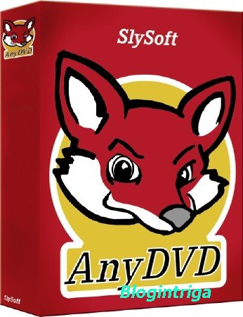 AnyDVD & AnyDVD HD 7.6.9.4 Final