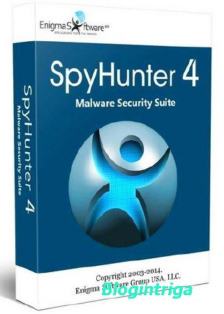 SpyHunter 4.21.18.4608 RePack/Portable by D!akov