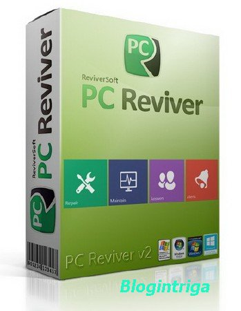 ReviverSoft PC Reviver 2.8.0.4 RePack by D!akov