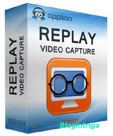 Applian Replay Video Capture 8.5.3 + RUS