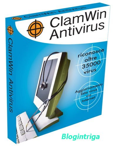 ClamWin Free Antivirus 0.99.1 Final + Portable