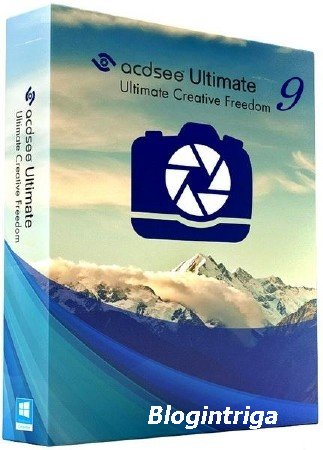 ACDSee Ultimate 9.2 Build 648 + Rus