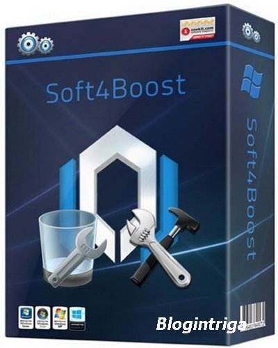 Soft4Boost Any Uninstaller 6.9.1.523