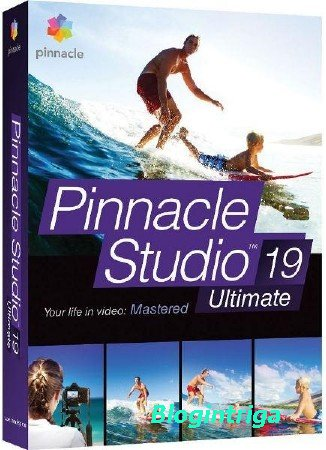 Pinnacle Studio Ultimate 19.5.0.373 + Content