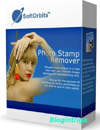 SoftOrbits Photo Stamp Remover 8.1