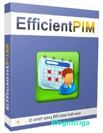 EfficientPIM Pro 5.21 Build 519 + Portable