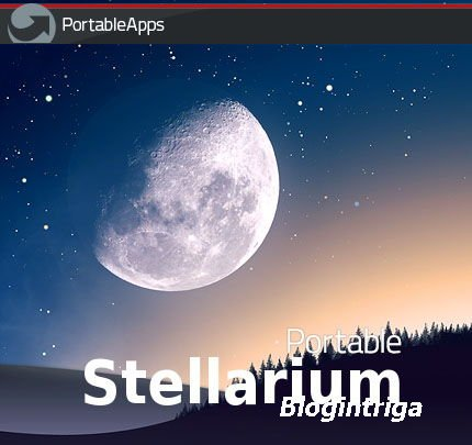 Stellarium Portable 0.14.3 Final PortableApps