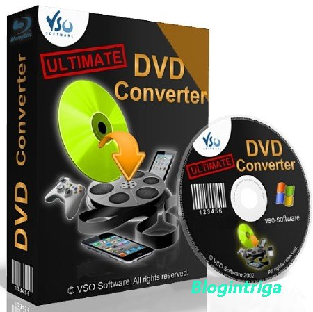 VSO DVD Converter Ultimate 4.0.0.17 Final