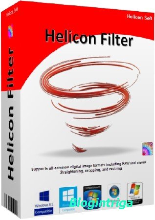HeliconSoft Helicon Filter 5.6.1.3