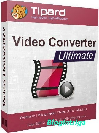 Tipard Video Converter Ultimate 9.0.22 + Rus
