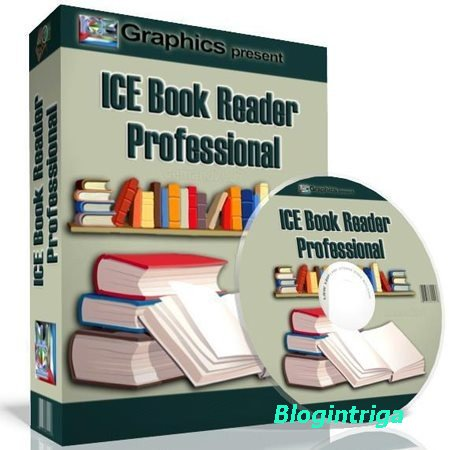 ICE Book Reader Pro 9.5.0 Russian + Lang Pack + Skin Pack + Portable