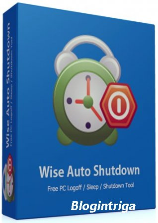 Wise Auto Shutdown 1.52.79 + Portable