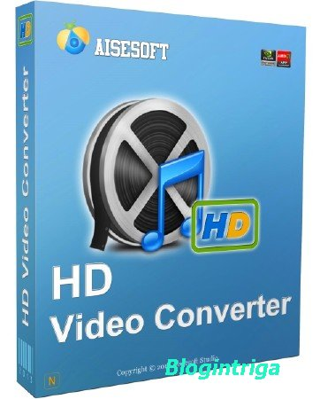 Aiseesoft HD Video Converter 8.2.6 + Rus