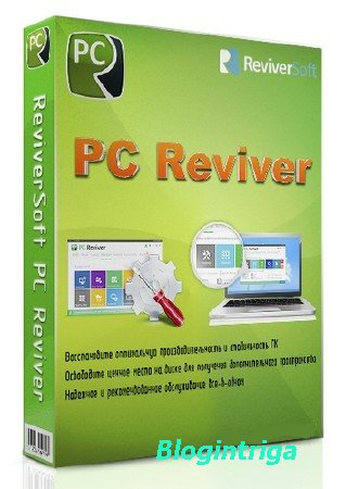 ReviverSoft PC Reviver 2.9.0.46 Repack by Diakov