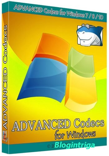 ADVANCED Codecs for Windows 10/8.1/7 6.2.1