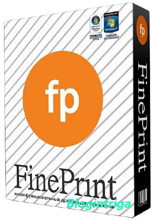 FinePrint 8.37 Workstation / Server Edition