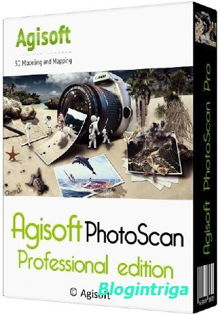 Agisoft PhotoScan Professional 1.2.5 Build 2594