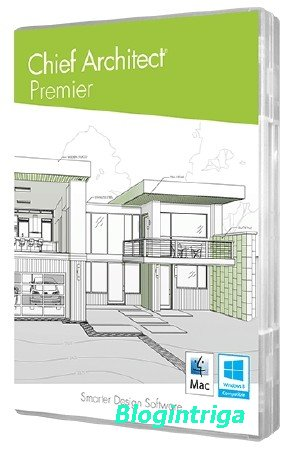 Chief Architect Premier X8 18.3.0.47
