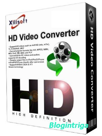Xilisoft HD Video Converter 7.8.17 Build 20160613 + Rus