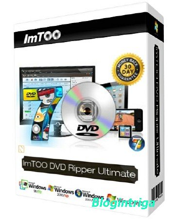 ImTOO DVD Ripper Ultimate 7.8.17 Build 20160613 Final + Rus