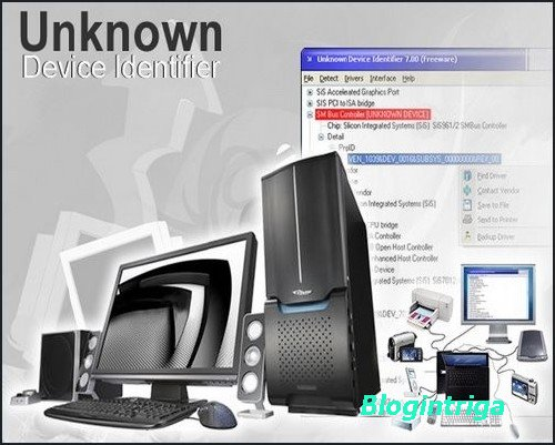 Unknown Device Identifier 9.01 RUS Portable