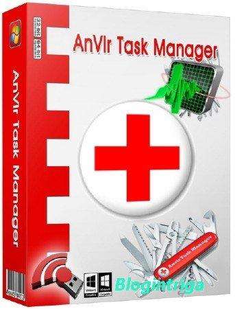 Anvir Task Manager 8.1.2 Final DC 18.06.2016 + Portable