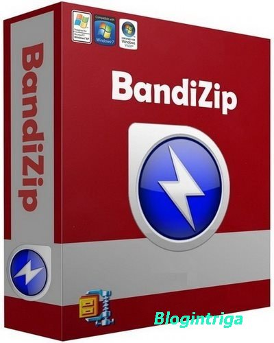 BandiZip 5.15 Build 12912 + Portable