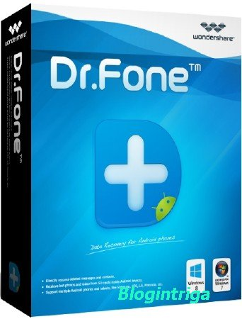 Wondershare Dr.Fone for Android 6.1.1.35