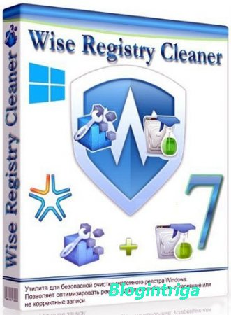 Wise Registry Cleaner 9.18.592 Final + Portable