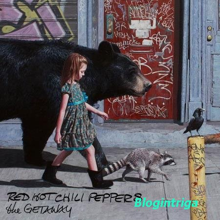 Red Hot Chili Peppers - The Getaway (2016)