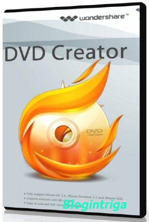 Wondershare DVD Creator 4.0.0.16 + DVD Templates + Rus