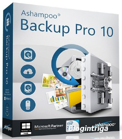 Ashampoo Backup Pro 10.01 Final DC 07.07.2016