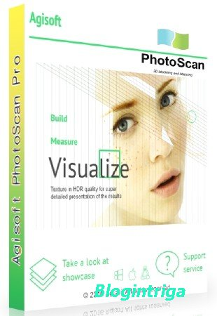 Agisoft PhotoScan Professional 1.2.5 Build 2706