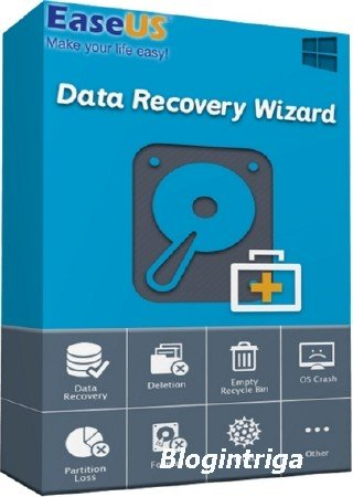 EaseUS Data Recovery Wizard Professional / Technician / Bootable Media 10.5 ...