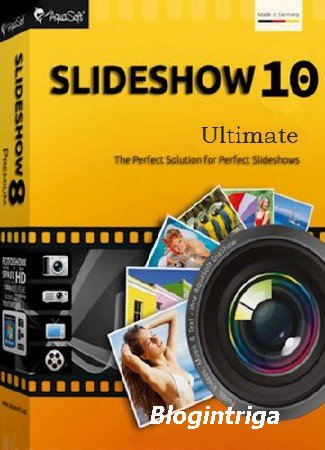 AquaSoft SlideShow 10 Ultimate 10.3.01 ML/Rus Portable