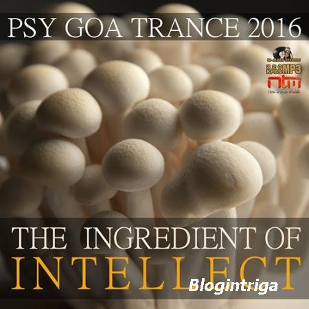 The Ingredient Of Intellect: Psy Trance (2016)