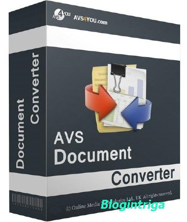 AVS Document Converter 3.0.3.240