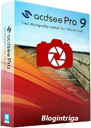 ACDSee Pro 9.3 Build 546 (x86/x64)