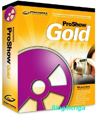 Photodex ProShow Gold 8.0.3645