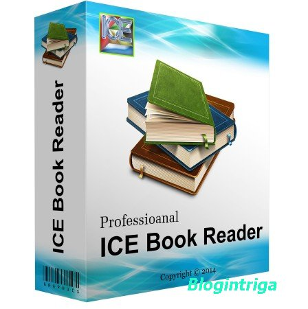ICE Book Reader Pro 9.5.1 + Lang Pack + Skin Pack