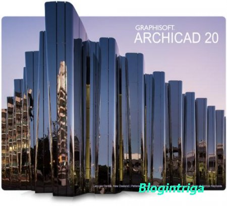 ArchiCAD 20 Build 3012 / 3016 (x64/RUS/ENG)