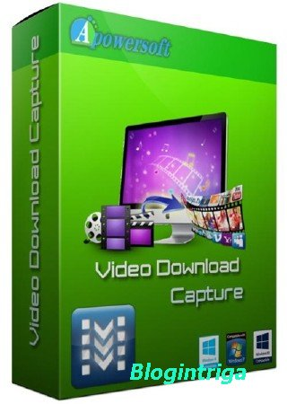 Apowersoft Video Download Capture 6.0.4 (Build 08/04/2016)