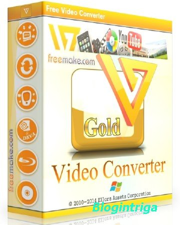 Freemake Video Converter Gold 4.1.9.30
